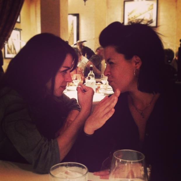 Kaye and Elena