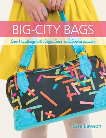 big city bags by Sara Lawson
