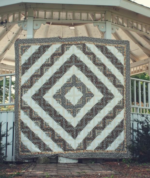 liberty lifestyle barn raising quilt