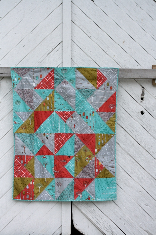 little apples quilt